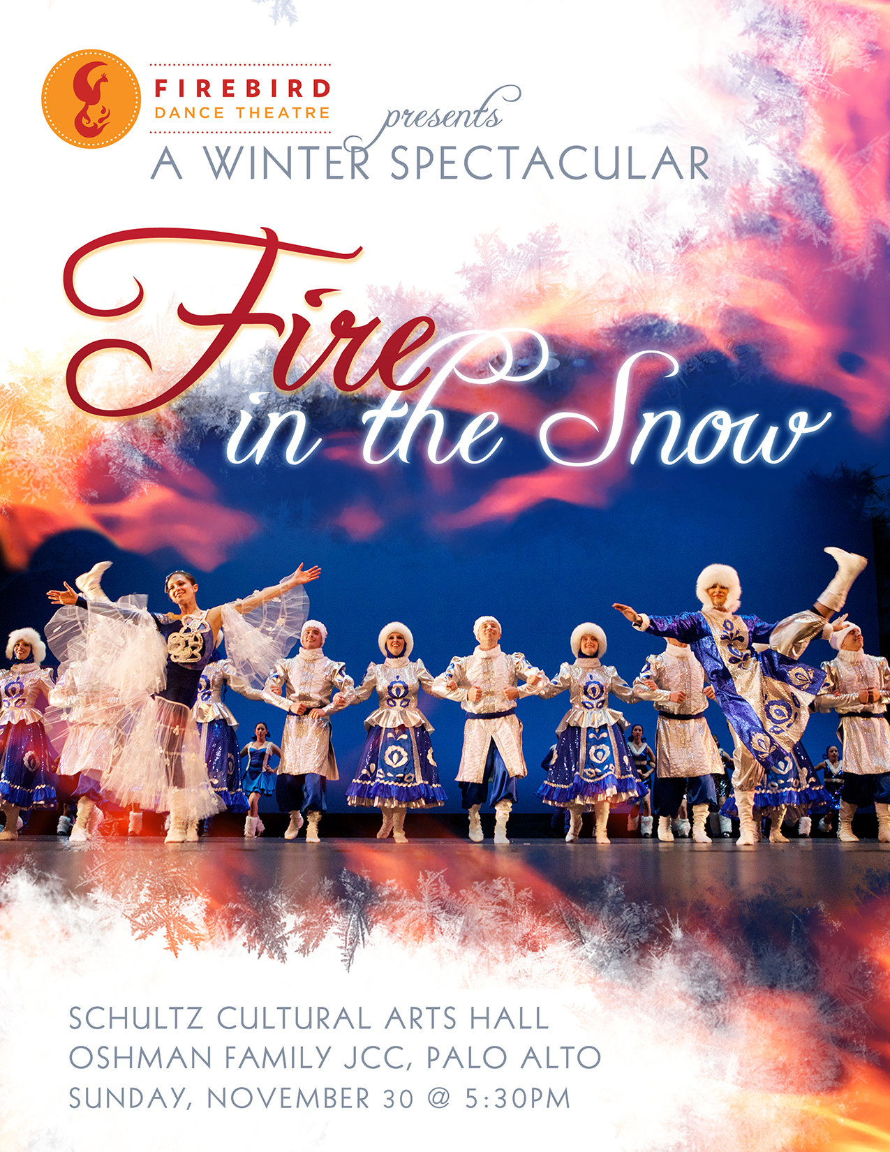 Fire in the Snow 2014 Performance Photo Gallery